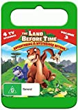 The Land Before Time Volume 3 Adventuring in the Mysterious Beyond DVD