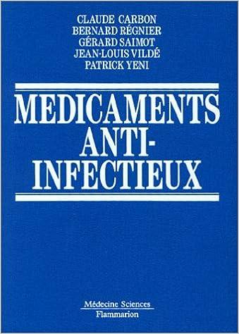 Livres gratuits MEDICAMENTS ANTI-INFECTIEUX. Coffret pdf, epub