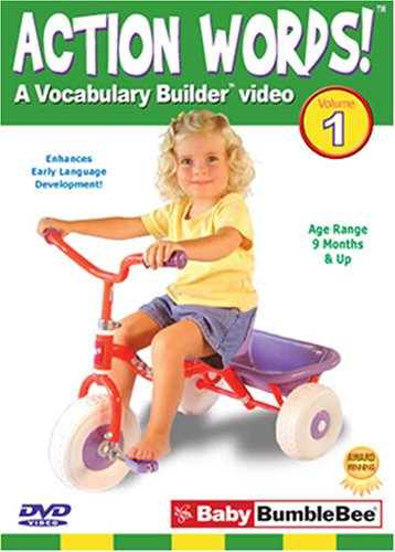 Action Words Dvd - Action Words! 1