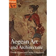 Aegean Art and Architecture (Oxford History of Art)
