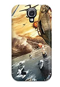 Galaxy S4 Case Cover Skin : Premium High Quality Battlestations Pacific Case