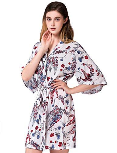 8cd30e764a Jual Isoft Women s Short Kimono Robe