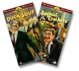 Animal Crackers/Duck Soup [VHS]