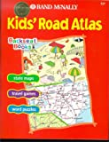 Kids' Road Atlas, Kristy McGowan, Karen Richards, 0528841971