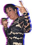 LA STICKERS Kris Jenner Sticker - Sticker Graphic - Auto, Wall, Laptop, Cell, Truck Sticker for Windows, Cars, Trucks
