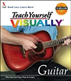 Teach Yourself VISUALLY Guitar, maranGraphics, 0764525816