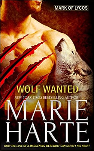 Wolf Wanted (Mark of Lycos Book 2)