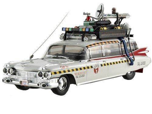 "1959 Cadillac Amublance Ecto -1A ""Chostbusters 2"" Cult Classics 1/43 by Hotwheels X5495"