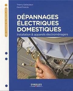 """Afficher """"Dépannages électriques domestiques"""""""
