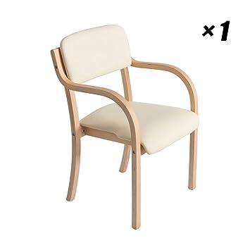 Amazon De Lxla Massivholz Moderne Esszimmerstuhle Einfache Lounge