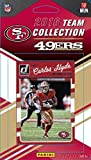 San Francisco 49ers 2016 Donruss NFL Factory Sealed Limited Edition 12 Card Complete Team Set with Carlos Hyde, Eric Reid,Jeff Driskel RC, Legend JOE MONTANA & Many More! Shipped in Bubble