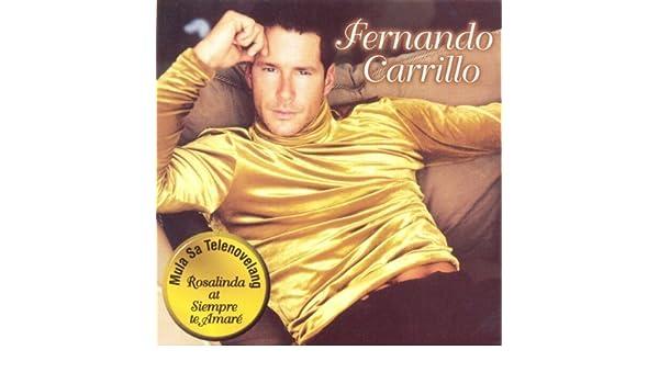 Fernando Carrillo dating
