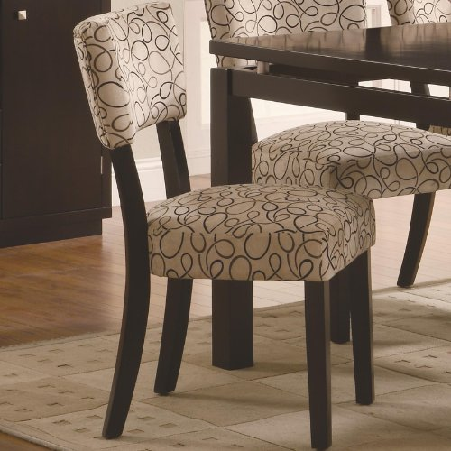 Libby Upholstered Dining Coaster Furniture