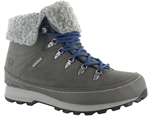 Hi Kono Waterproof Tec I Expresso Walking Charcoal Boots Women's vrHvwq5