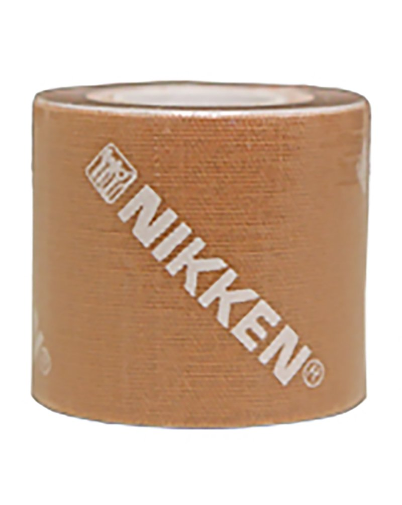 Nikken 6 Peach DUK Dynamic Underlayer Kinetic Tape - Produces Warmth from Natural Energy | Helps Reduce Tissue Pressure & Provide Comforts to Stress Muscle and Joints, Sticks for Days