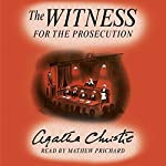 The Witness for the Prosecution: Agatha Christie's Short Story Read by Her Grandson | Agatha Christie