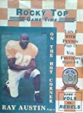 Rocky Top Game Time (1-on-1 with Peyton Manning / Vol Previews / Ray Austin: On the Hot Corner) (Volume 2, Number 1, August 31, 1996)