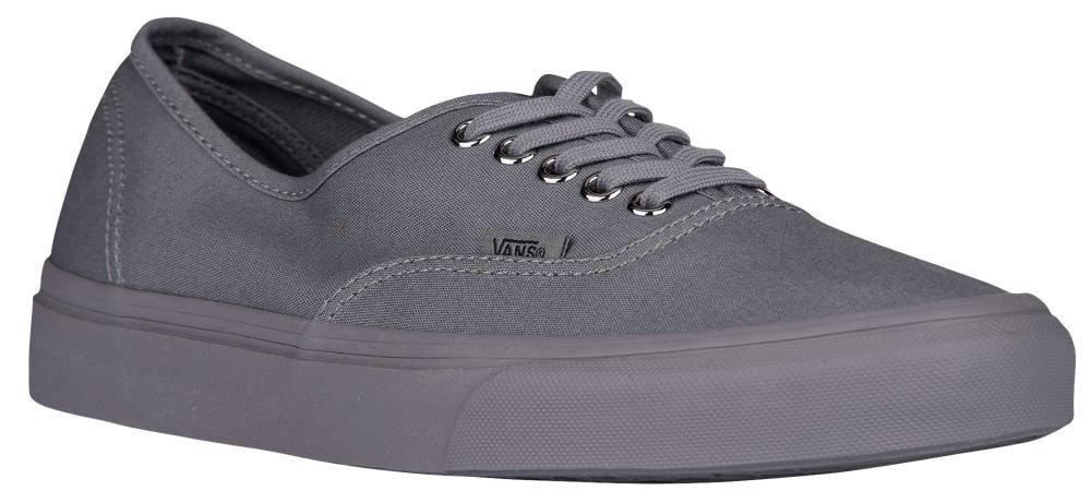[バンズ] VANS VANS AUTHENTIC VEE3 B0721K6ZHC US06.0|Frost Grey/Silver Frost Grey/Silver US06.0