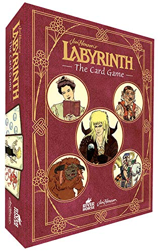 Labyrinth The Card Game
