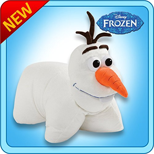 Pillow Pets OLAF Pillow, 18-Inch image
