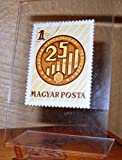 Desktop Stamp Art -International Postage Stamp Featuring Hungarian Stamp
