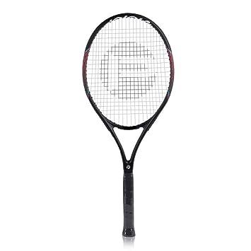 SJAPEX Unisexo Raqueta de Tenis, Ligero Carbon Aluminum ...