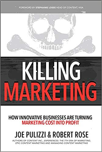 Book Title - Killing Marketing