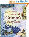 Illustrated Grimm's Fairy Tales (Clot...