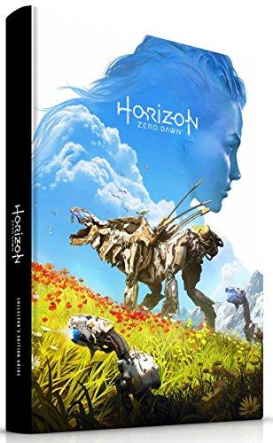Price comparison product image Horizon Zero Dawn Collector's Edition Guide - Das offizielle Lösungsbuch