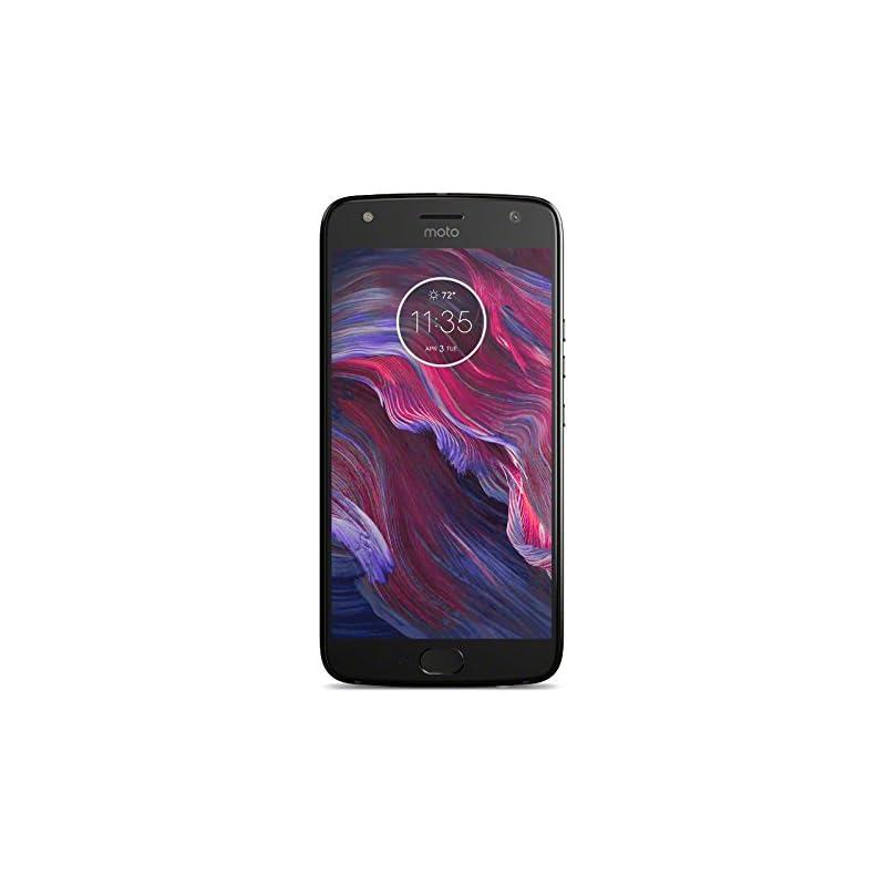 Motorola Moto X4 Factory Unlocked Phone