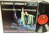 TCHAIKOVSKY The Nutcracker LP RCA LSC-2052 Boston Pops Orchestra Arthur Fiedler