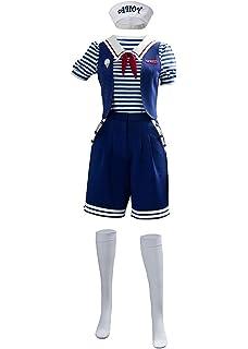 Amazon.com: Steve Scoops Ahoy - Disfraz de marinero para ...
