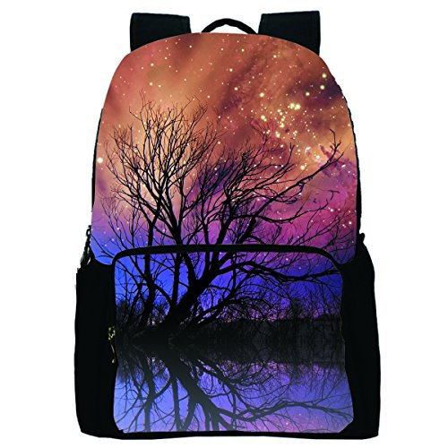 Datomarry Colorful Backpack Toddlers Bookbag
