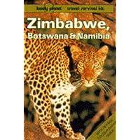 Lonely Planet Zimbabwe, Botswana Tsk *1s