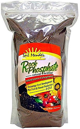 Soil Mender Rock Phosphate 5 lb.