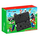 Nintendo New Nintendo 3DS Super Mario Black Edition - Nintendo 3DS