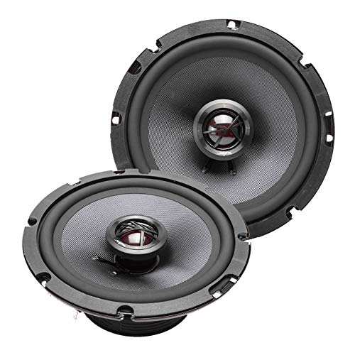 Skar Audio TX65 6.5″ 200W 2-Way Elite Coaxial Car Speakers, Pair