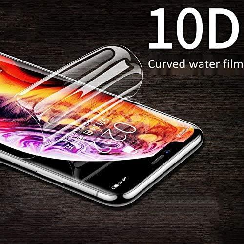 XLLXPZ 10Dハイドロゲル保護フィルム、Huawei Nova 2 3 4 Liteスクリーンプロテクター、Huawei