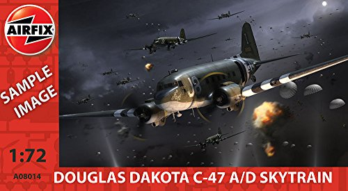 Airfix 1:72 Scale Douglas Dakota C-47 A/ D Skytrain Model Kit
