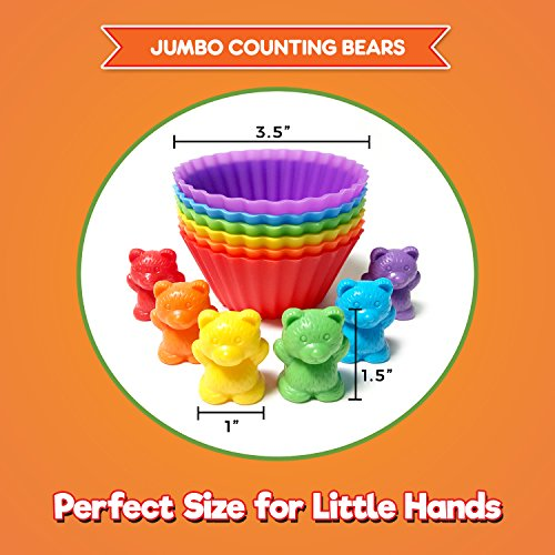 Jumbo Counting Bears