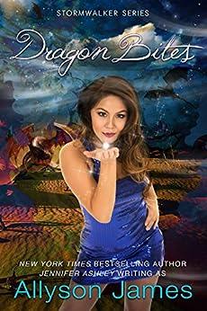 Dragon Bites: Stormwalker by [James, Allyson, Ashley, Jennifer]