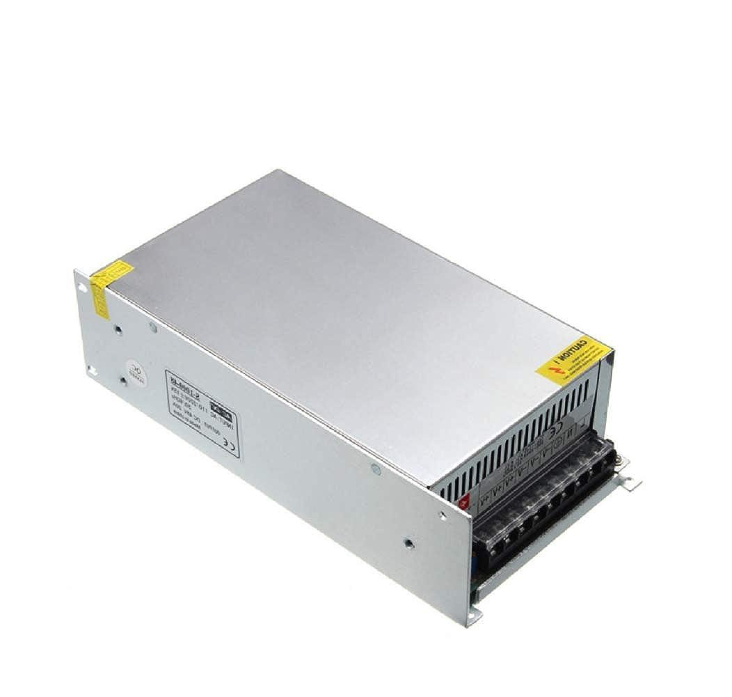 Sndy AC110V/AC220V から DC 48v 20a 1000w スイッチ電源ドライバトランスアダプタ   B07CTMCC1Z
