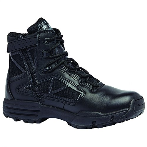 Belleville 916Z Tactical Research Chrome Side Zip Hot Weather Black Boot  11 5W