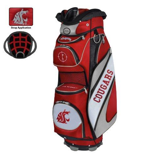 NCAA Washington State Cougars The Bucket Cooler Cart Bag