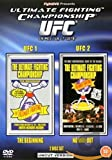 UFC Ultimate Fighting Championship 1 and 2 [DVD]