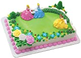 DecoPac Disney Princess Garden Royalty Decoset