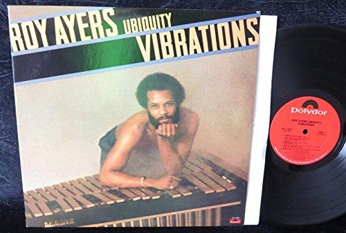 Vibrations (USA 1st pressing vinyl LP)