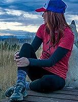 Woolx Women's Wool Leggings - Heavyweight Merino Wool Base Layer Bottoms - Warm & Soft
