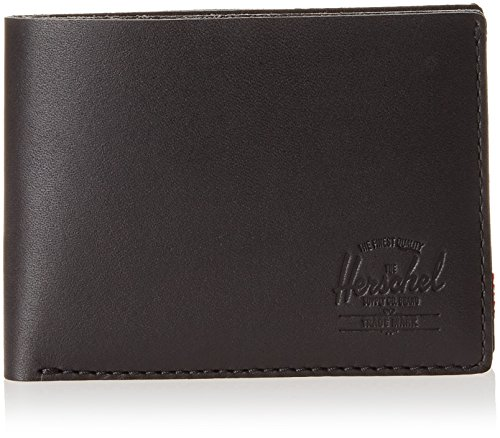 Herschel Herschel Miles Herschel Leather Black Premium Black Miles Premium Leather rC5acrT7