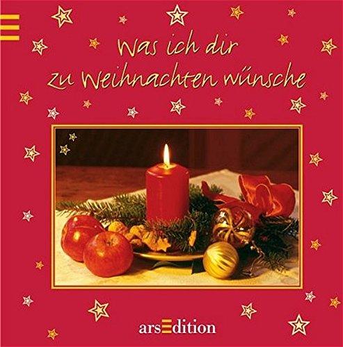 Was ich dir zu Weihnachten wünsche